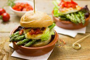 Healthy Vegan Burgers (Black Bean and Soy Chorizo Pattie Recipe Included)