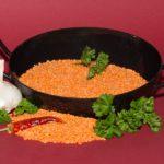 lentils-pan