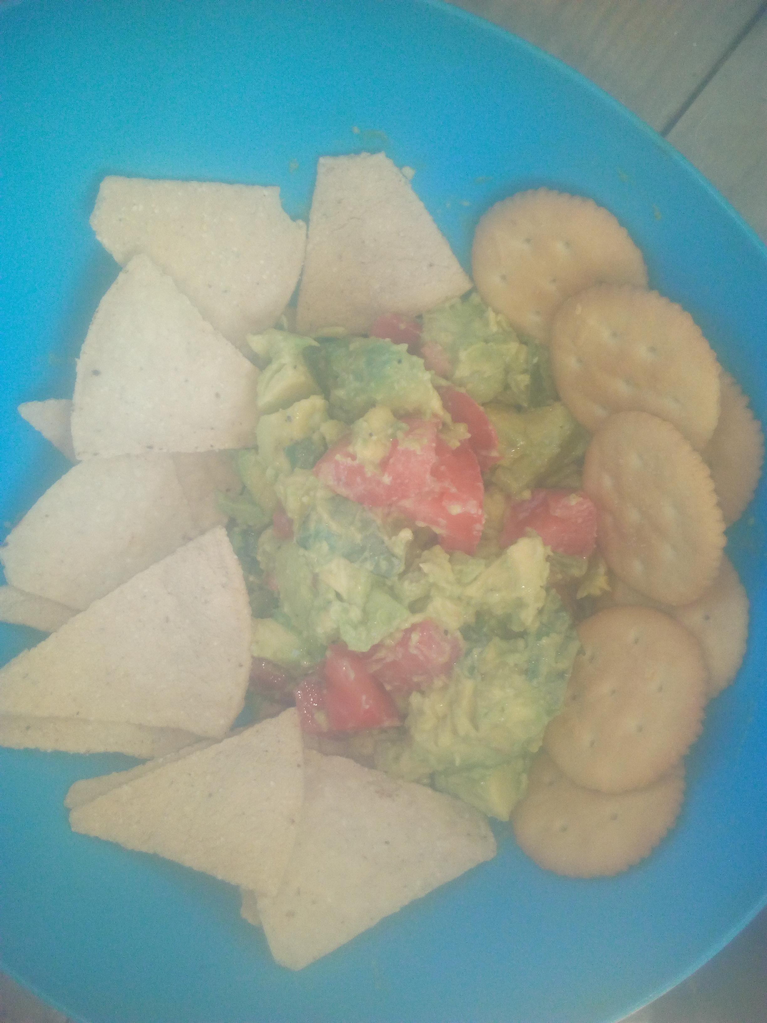 guacamole-tomato