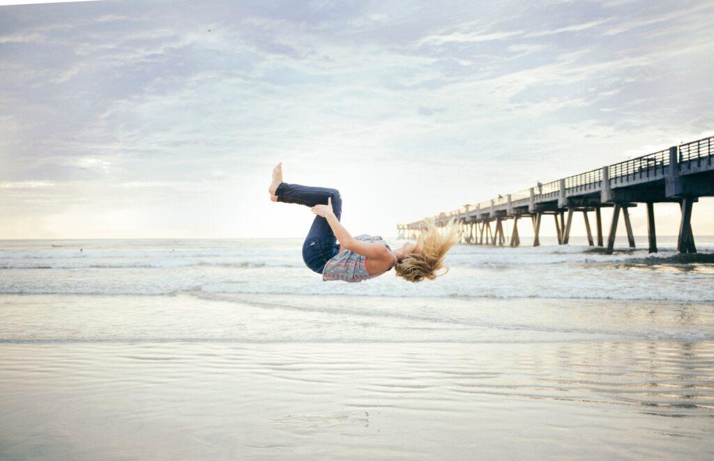 woman-doing-backflip