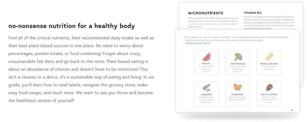 nutriciously ebook