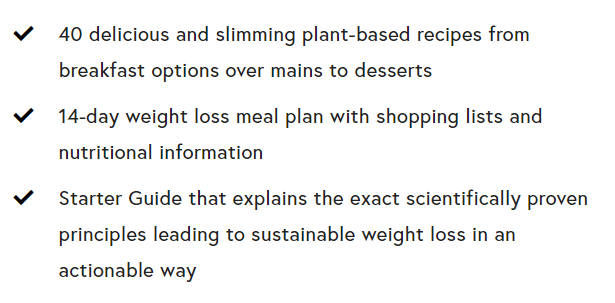 best vegan diet plan - the sustainable weight loss system