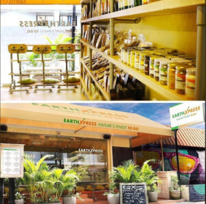 earth cafe and market