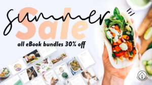 Summer Sale 2020 Nutriciously