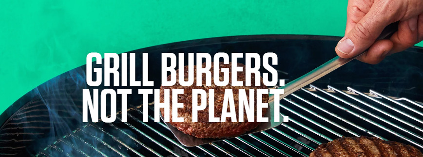 Impossible Foods slogan