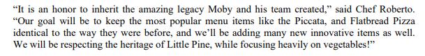little-pine-roberto-statement