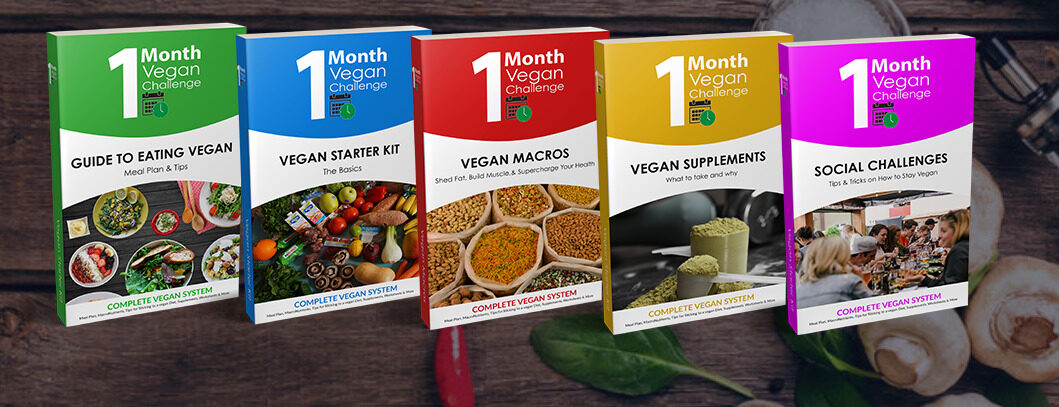 One-Month-Vegan-Challenge-ebooks