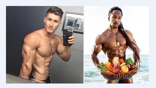 vegan pro bodybuilders
