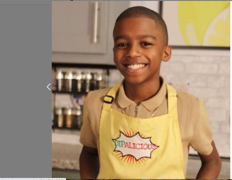 Vegan Meals to Cook - Omari McQueen, the Youngest Vegan Chef