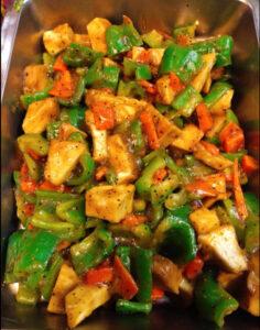 veggie garden food